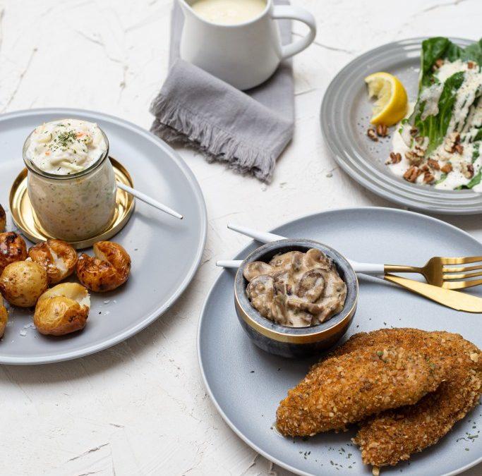 Chicken Schnitzel – Homemade versus Convenience Cooking